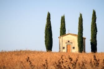 Kapelle Toskana